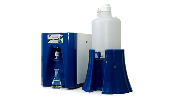 Lab water purification system